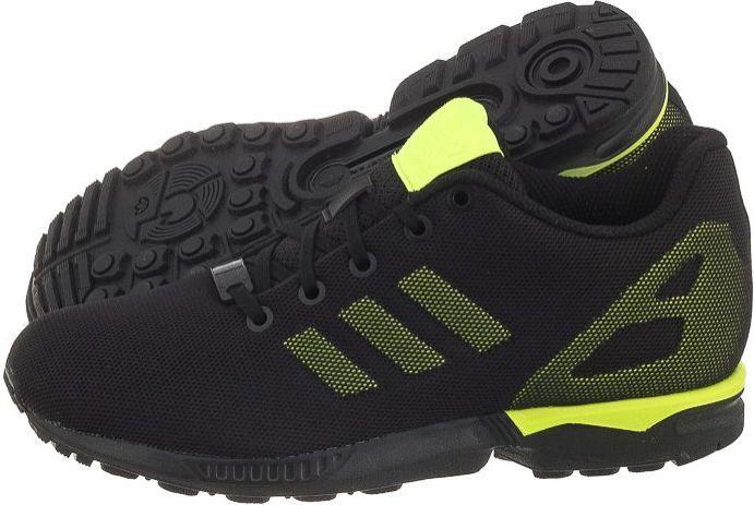świetne oferty buty skate Nowe Produkty Adidas Buty damskie ZX Flux K czarne r. 38 2/3 (S74953) ID produktu: 4573554
