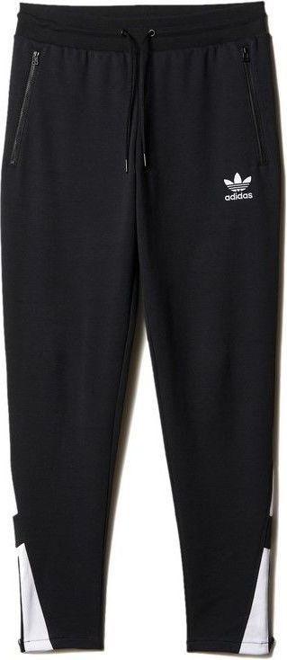 Adidas Spodnie sportowe męskie Fitted Pants B45881 czarne r. XL (B45881) ID produktu: 4573564