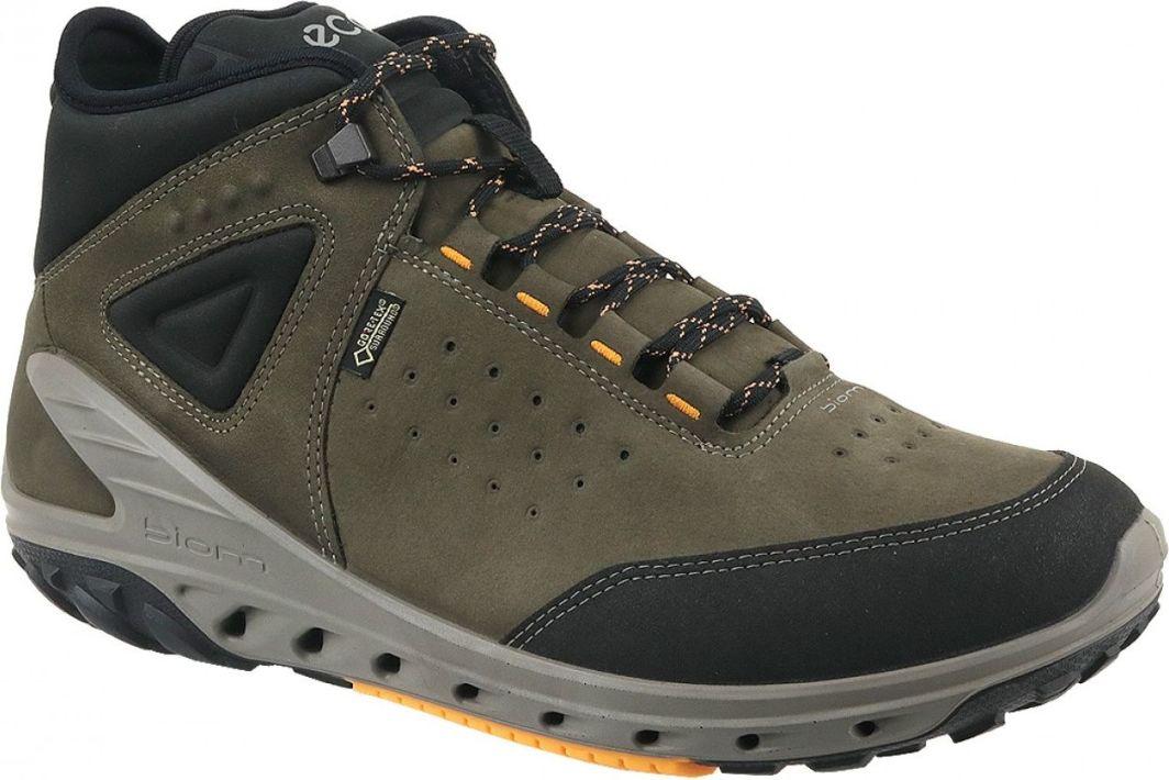 Ecco Buty męskie trekkingowe Biom Venture brązowe r. 43 w
