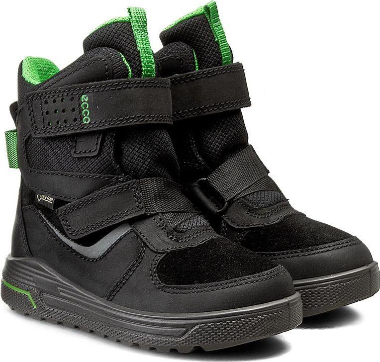 f39e7a395e33f Ecco Buty dziecięce Urban Snowboarder czarne r. 32 (72215252562) w ...