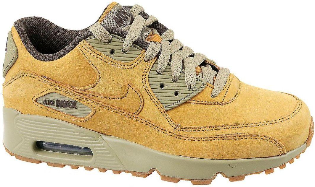 Nike Buty damskie Air Max 90 GS beżowe r. 38.5 (943747 700) ID produktu: 4576921