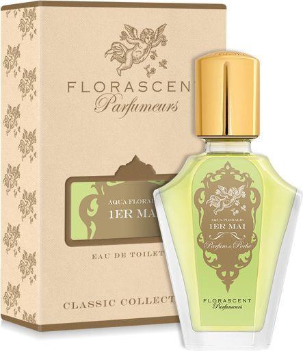 florascent classic collection: aqua floralis - 1er mai