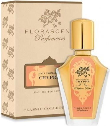 florascent classic collection: aqua aromatica - chypre