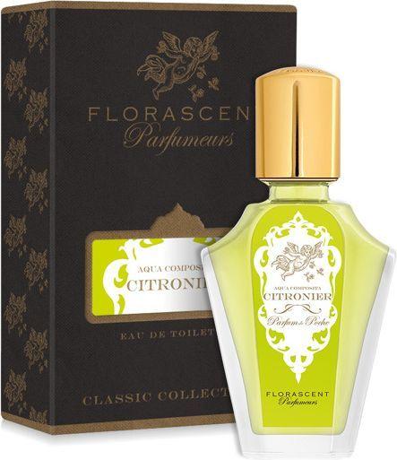 florascent classic collection: aqua composita - citronnier