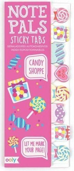 Ooly Karteczki samoprzylepne Słodycze 1
