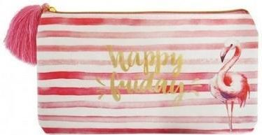 Piórnik Incood Piórnik różowe paski Happy Friday Flaming (0106-0079) 1