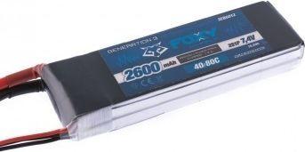 Foxy Akumulator 2600mAh 7,4V 40/80C 19,2Wh (3EB6012) 1