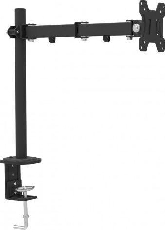 """Art Uchwyt biurkowy do 1 monitora LED/LCD 13-32"""" 8kg (L-01N) 1"""