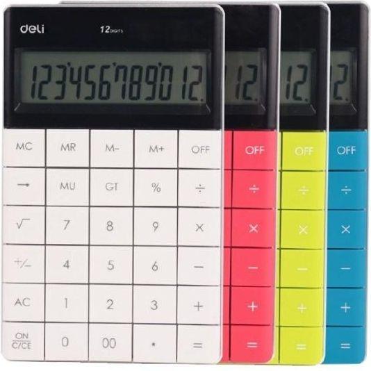 Kalkulator Deli Kalkulator E1589 Deli Id Produktu 4584392