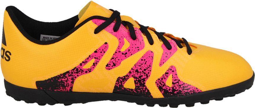 Adidas Buty piłkarskie turfy pomarańczowe r. 37 13 (S74611) ID produktu: 4584707