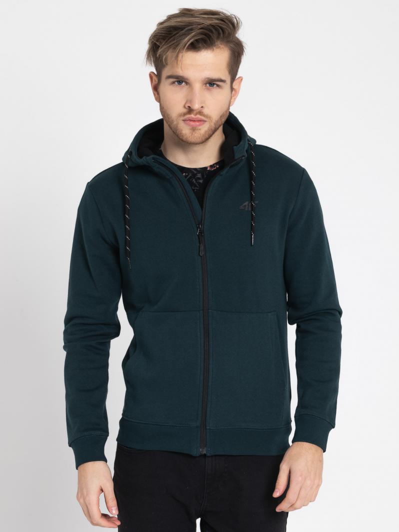 4f Bluza męska H4Z18 BLM002 zielona r. XL ID produktu: 4585847
