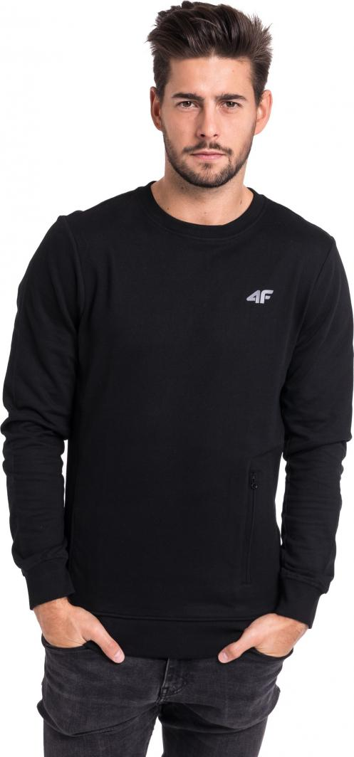 bluza 4f męska czarna