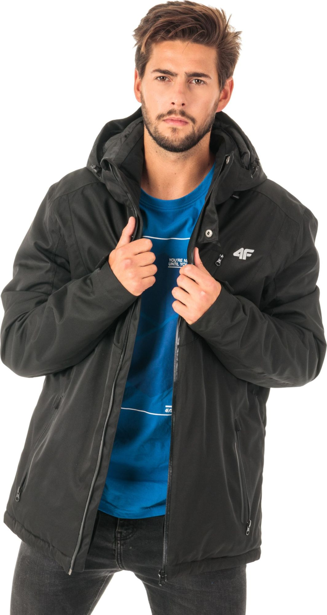 4f kurtki męskie zimowe 2016 kolekcja specjalna