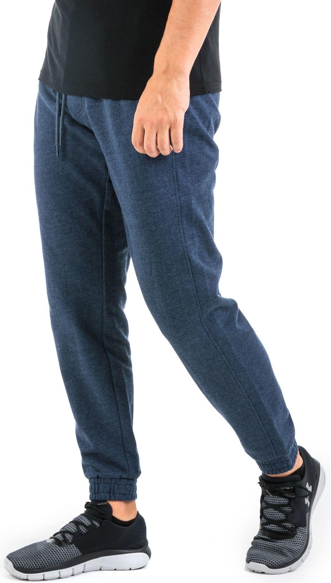 4f Spodnie męskie H4Z18-SPMD001 niebieskie r. M 1