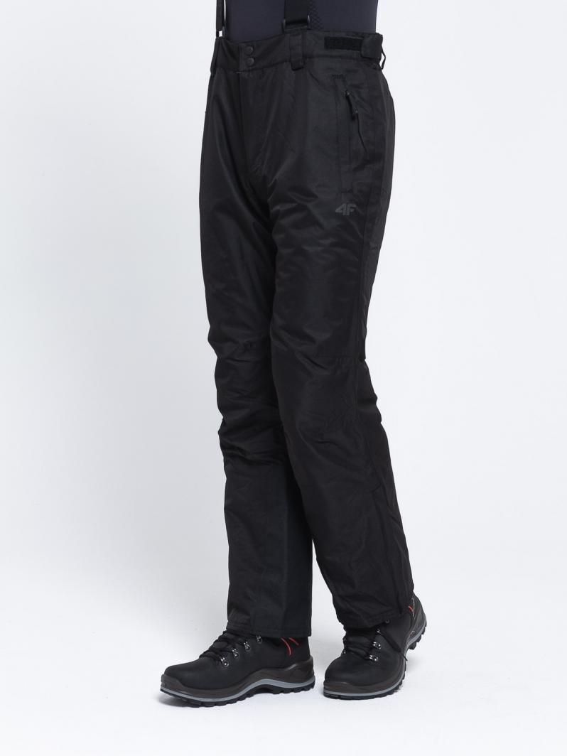 4f Spodnie narciarskie męskie H4Z18-SPMN001 czarne r. L 1