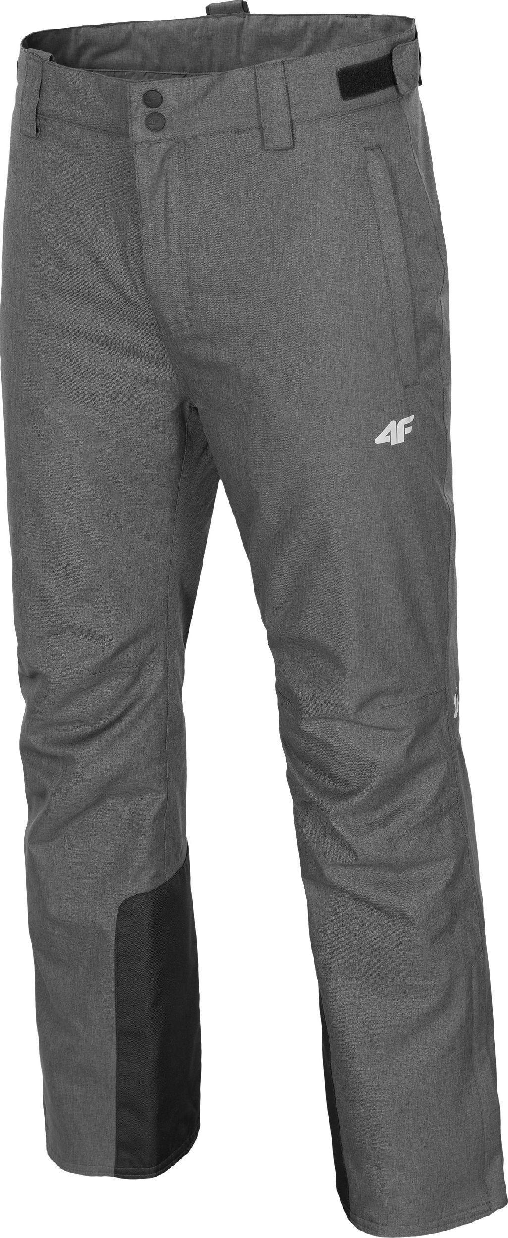 4f Spodnie narciarskie męskie H4Z18 SPMN001 szare r. L ID produktu: 4586072