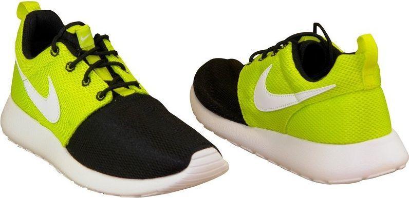 Nike Buty damskie Rosherun czarno żółte r. 36 (599728 008) ID produktu: 4587402
