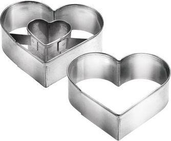 Tescoma Wykrawacz do kruchych ciasteczek serce 1