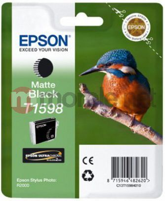 Epson tusz C13T15984010 (matte black) 1