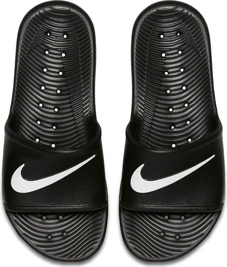 Nike Klapki damskie Kawa Shower Sandal czarne r. 39 (832655 001) ID produktu: 4591800