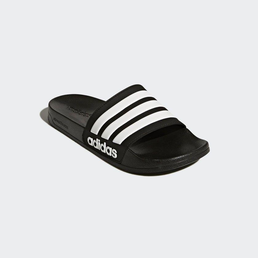 Adidas Klapki męskie Adilette Shower czarne r. 39 (AQ1701) ID produktu: 4591820