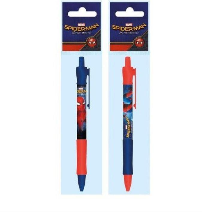 Derform Długopis automatyczny Spider-Man 1