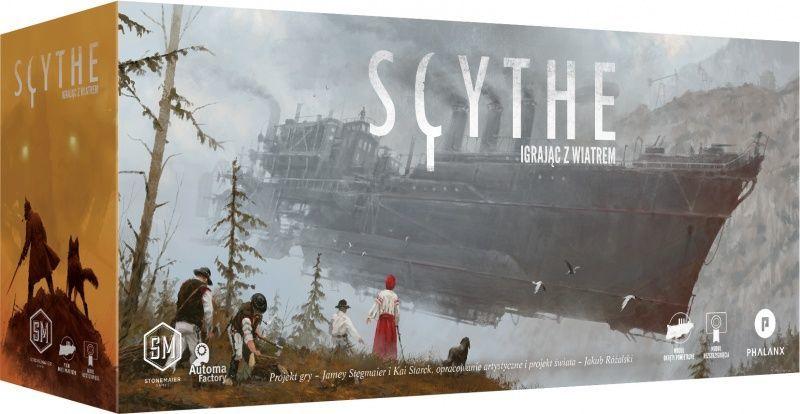Phalanx Scythe: Igrając z wiatrem 1