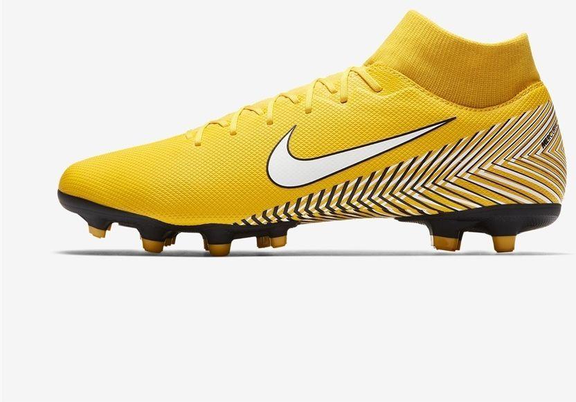 on sale 601b5 ac78f Nike Buty męskie Mercurial Neymar Superfly 6 Academy MG żółte r. 44 (AO9466  710) w Sklep-presto.pl