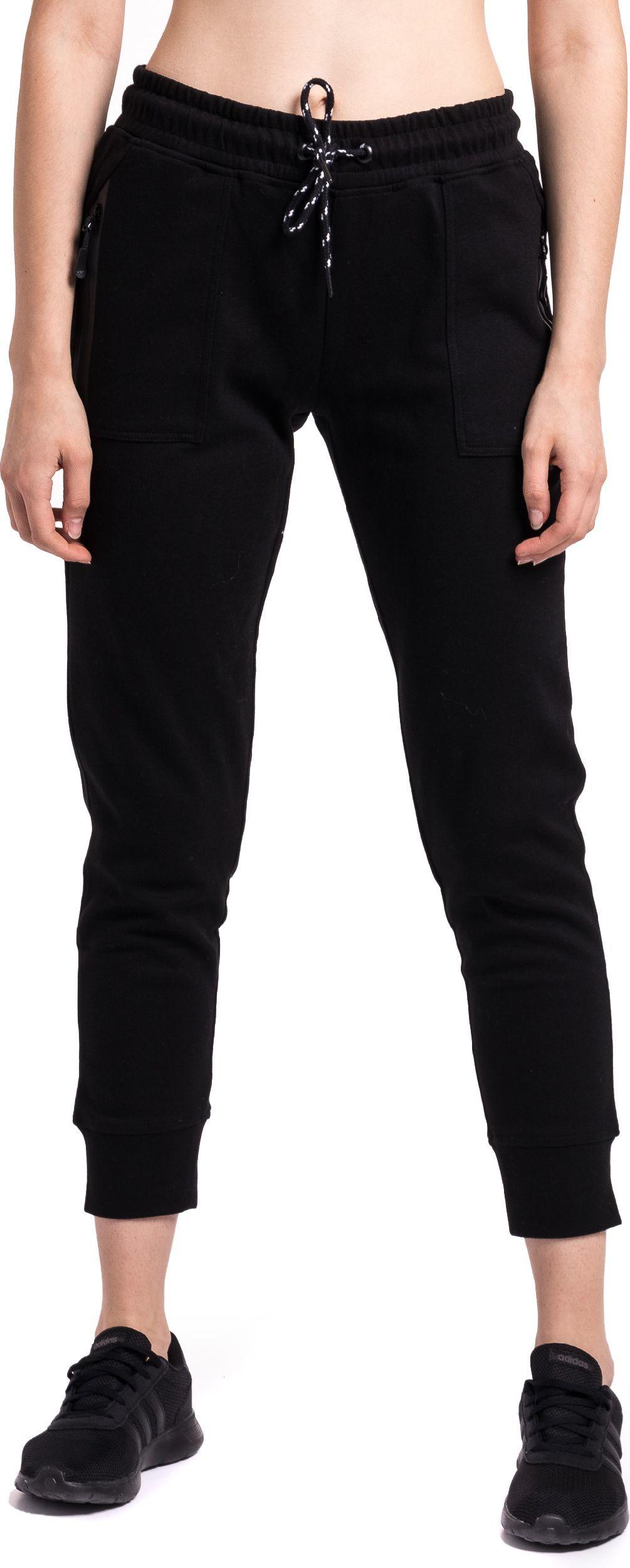 4f Spodnie damskie H4Z18 SPDD004 czarne r. XL ID produktu: 4598468