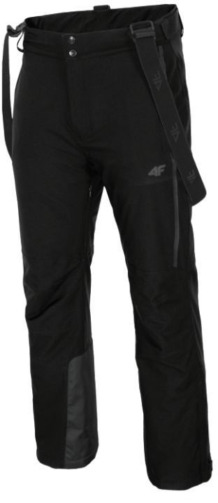 spodnie narciarskie meskie czarne