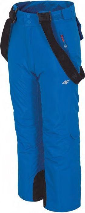 4f Spodnie narciarskie dziecięce HJZ18 JSPUN001A niebieski r. 140 ID produktu: 4598952
