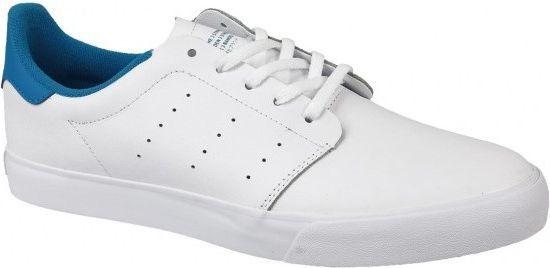 Adidas Obuwie męskie Seeley Court białe r. 40 (BB8587) ID produktu: 4600488