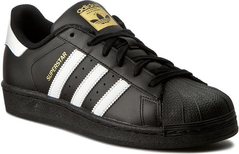 Adidas Buty męskie Superstar Foundation czarne r. 43 13 (B27140) ID produktu: 4600512