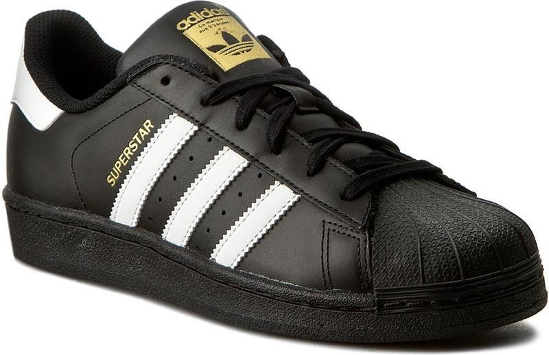 Adidas Buty męskie Superstar Foundation czarne r. 46 (B27140) ID produktu: 4600514