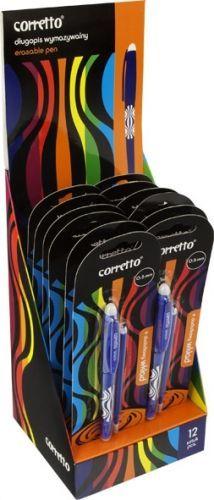 Fiorello Długopis wymazywalny niebieski CORETTO 1