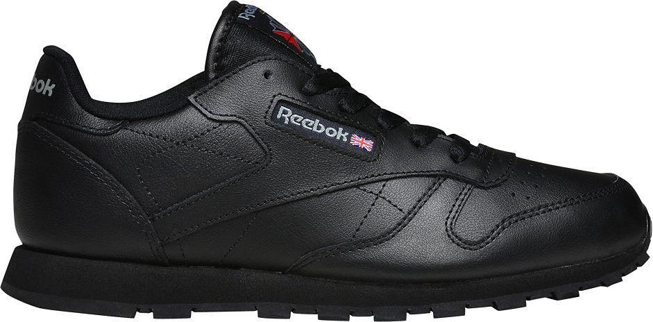 Reebok Buty dziecięce Classic Leather czarne r. 36 (50149) ID produktu: 4600946