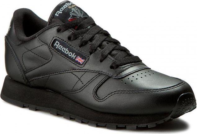 Reebok Buty damskie Classic Leather czarne r. 38.5 (3912) ID produktu: 4600954