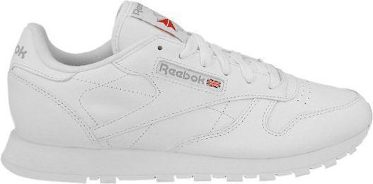Reebok Buty damskie Classic Leather białe r. 35 (50151) ID produktu: 4600955