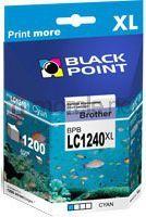 Black Point tusz BPBLC1240C / LC-1240C (cyan) 1