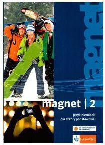 Podręcznik Magnet 2 KB (kl.VIII) + CD 1