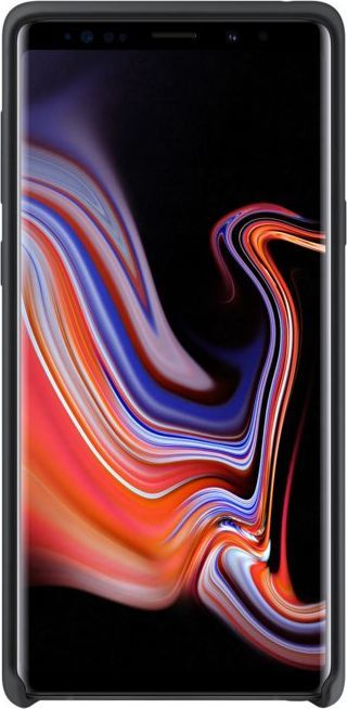 Samsung Silicone Cover do Samsung Galaxy Note 9 czarne (EF-PN960TBEGWW) 1