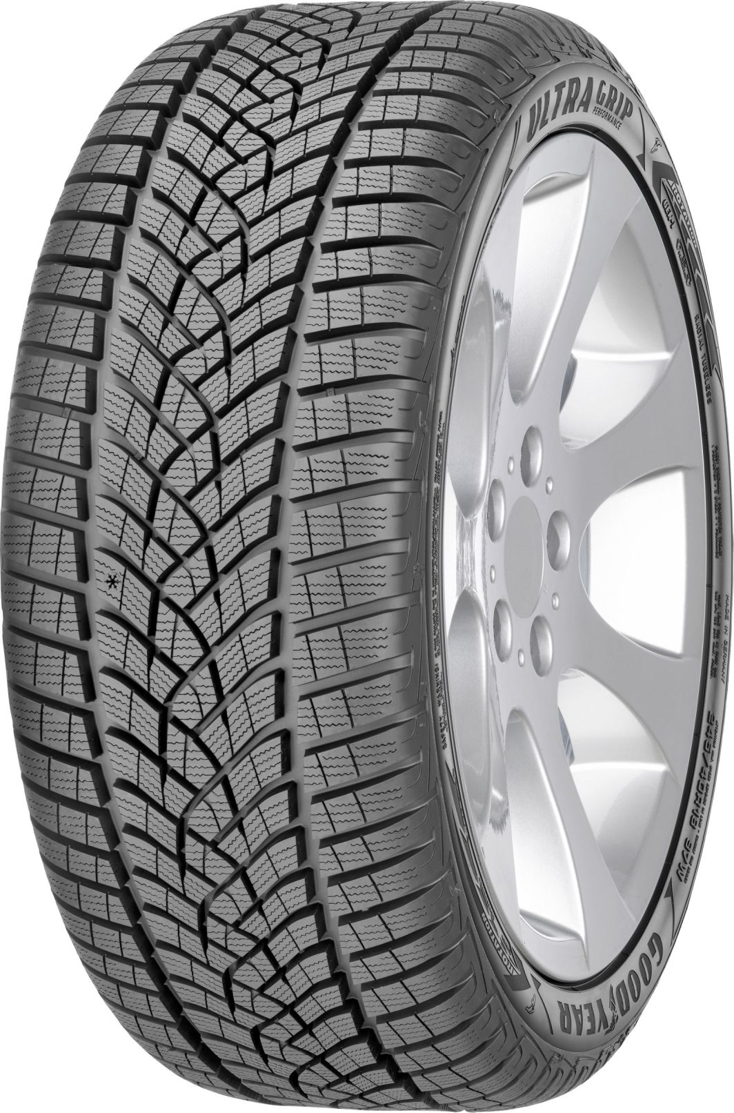 Goodyear Ultra Grip Performance XL 245/40 R18 97W XL RANT  1