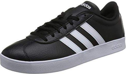Adidas Buty męskie VL Court 2.0 czarne 45 13 (B43814) ID produktu: 4626956