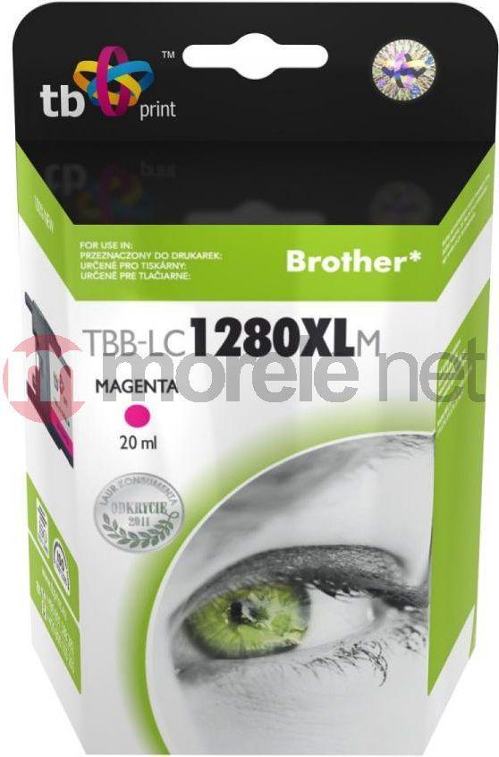 TB tusz TBB-LC1280XLM / LC1280XLM (magenta) 1