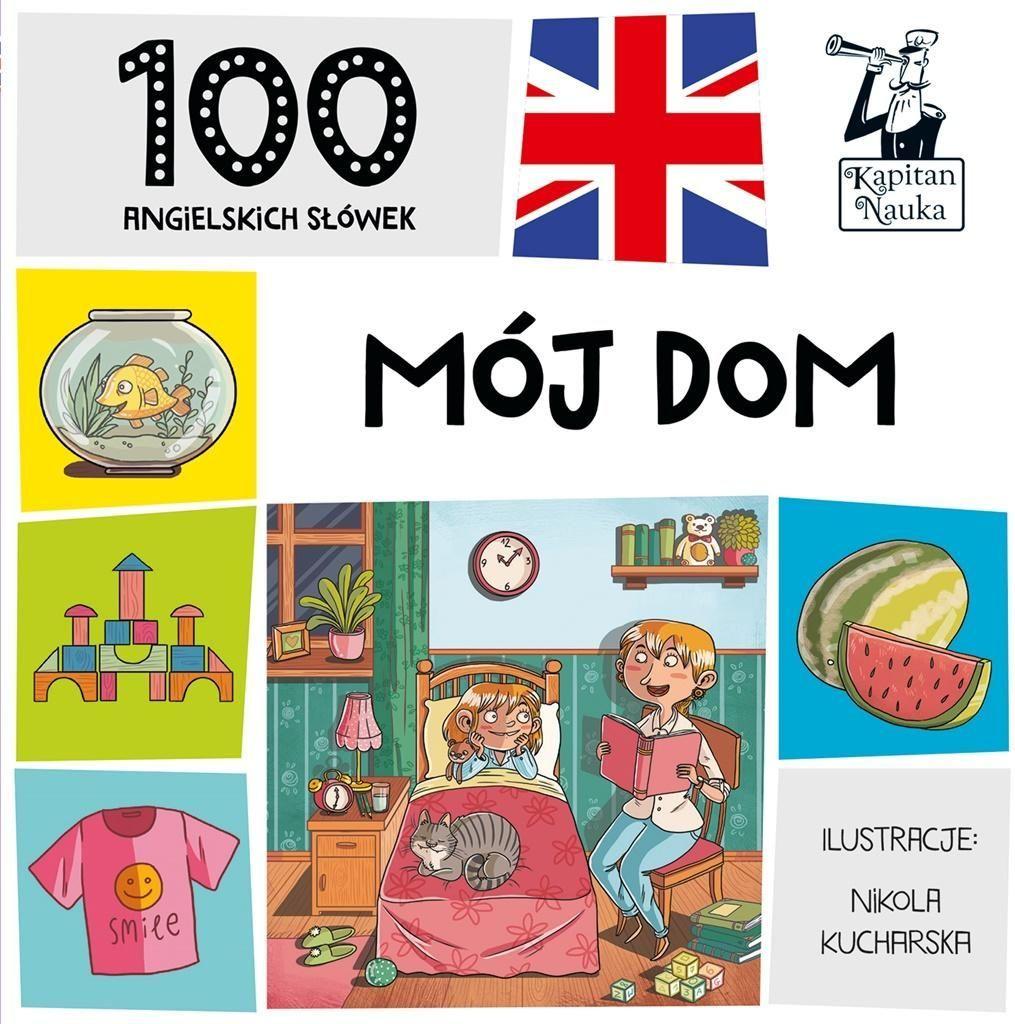 100 angielskich słówek. Mój dom 1