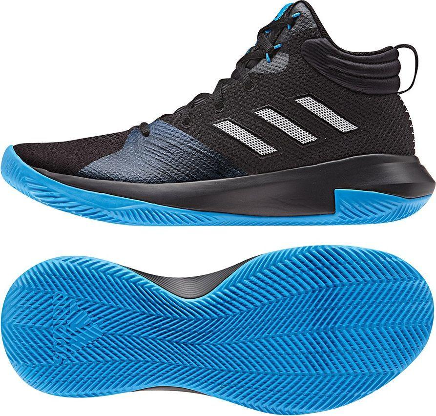 Adidas Buty m?skie Pro Elevate 2018 czarne r. 48 (AC7425) ID produktu: 4631368