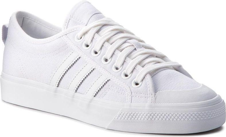 a46554bb837387 Adidas Buty damskie białe r. 38 (BZ0496) w Sklep-presto.pl
