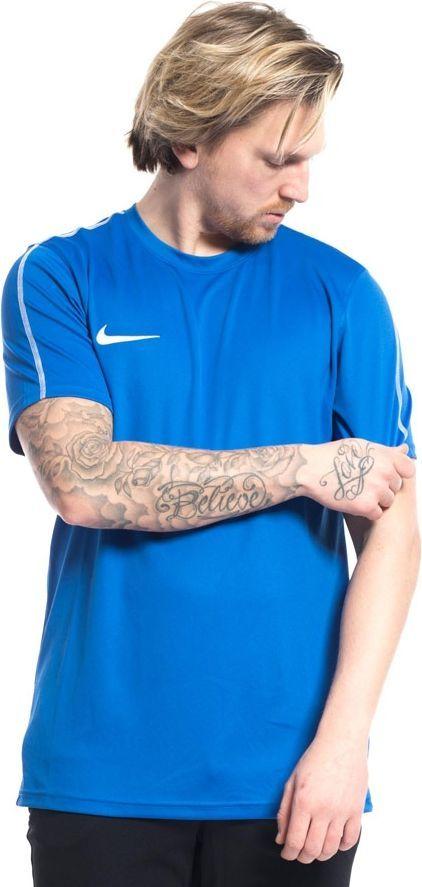 Nike Koszulka męska Dry Park 18 SS Top niebieska r. M ( AA046 463) 1