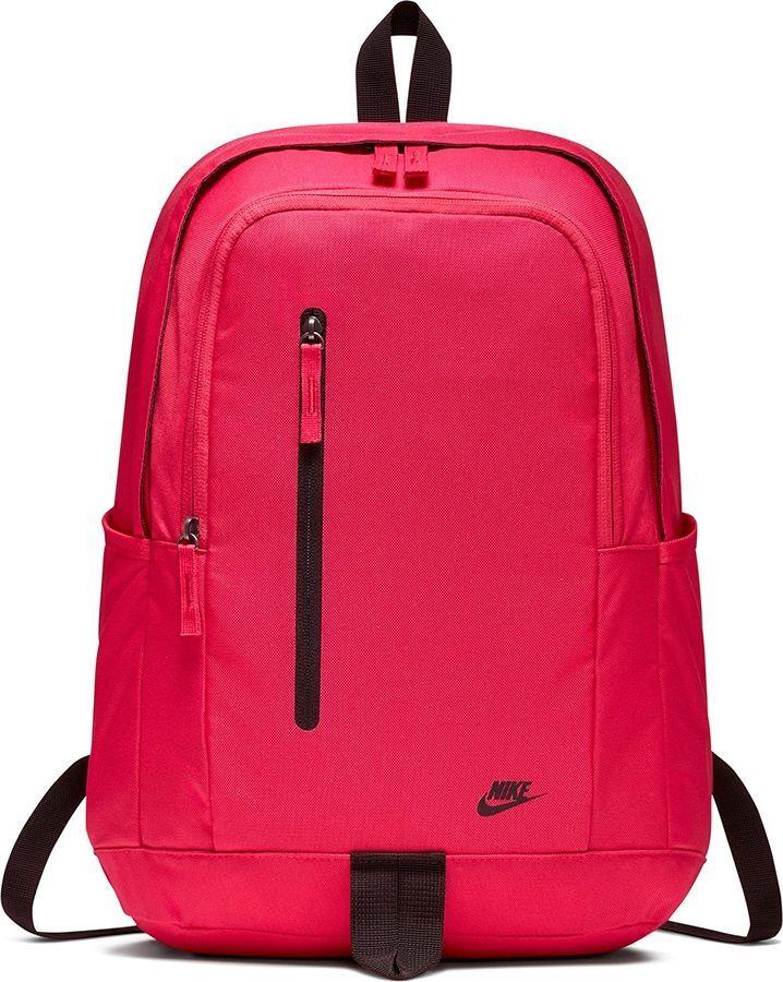 83c1aab984a17 Nike Plecak Nike All Access Soleday granatowy różowy (BA5532 666) w  Sklep-presto.pl