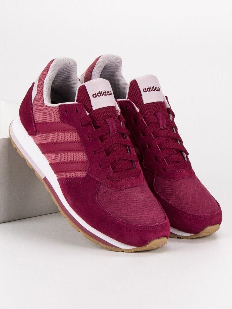 6b2153f5 Adidas Buty damskie 8K różowe r. 40 (B43788) w Sklep-presto.pl